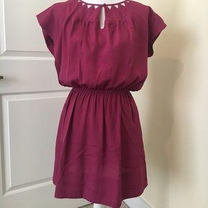 Piplette by Alice Ritter pink/purple dress. S/P